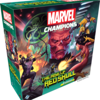 Marvel Champions red skull expansion cheap for sale