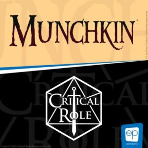 Munchkin Critical Role Cheap Price Preorder