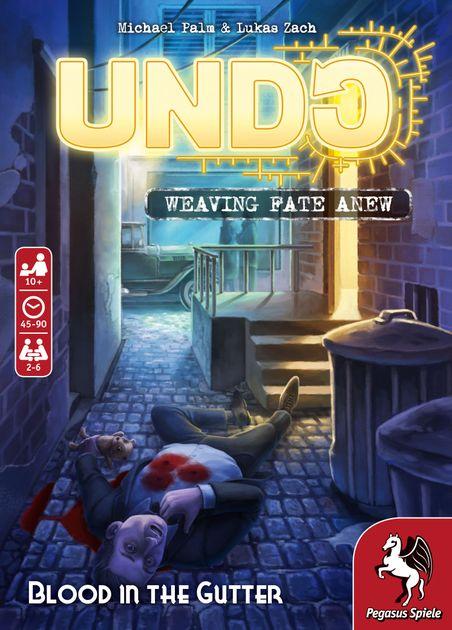Undo Blood in the Gutter