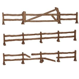 Terrain Crate fences from Mantic for super cheap prices in Hartlepool