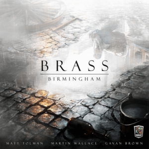 Brass Birmingham new and sealed in Hartlepool