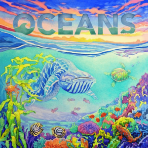 Oceans Board Game from North Star Games