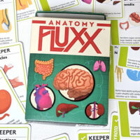 Anatomy Fluxx Cheap board game