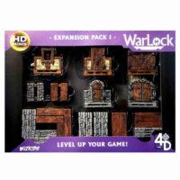Warlock tiles doors and archways